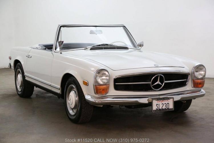 Mercedes 230 SL 1964