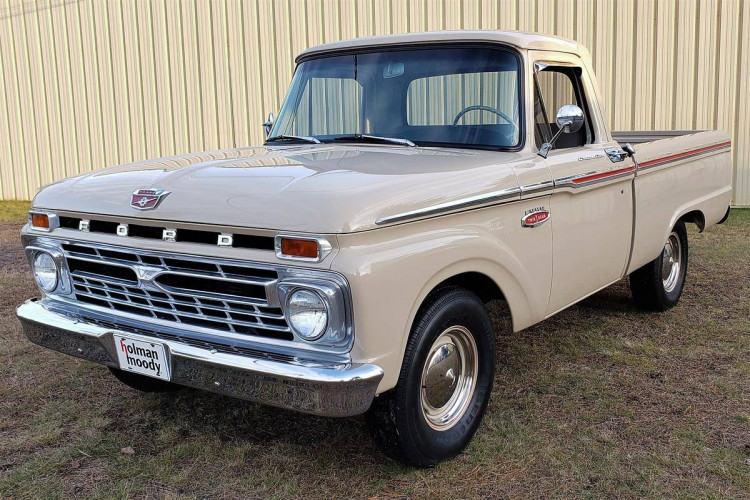 Ford F 100 1966