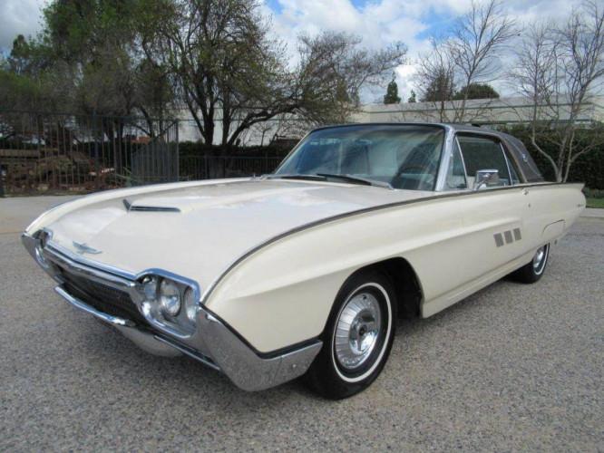 Ford Thunderbird 1963