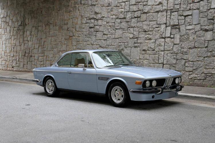 BMW 3.0 CS 1972