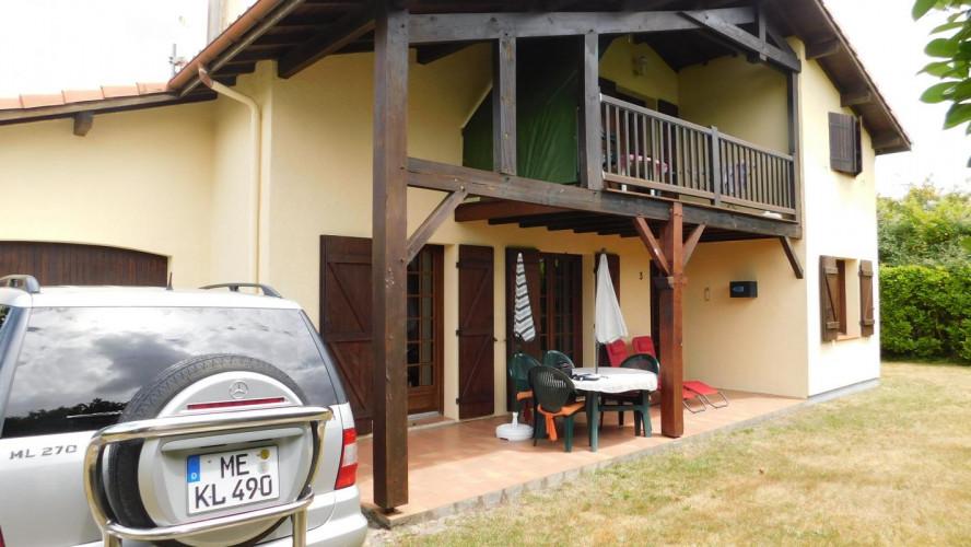Maison R+1 sur 560m2 terrain 2 logements 40200 Mimizan Bourg