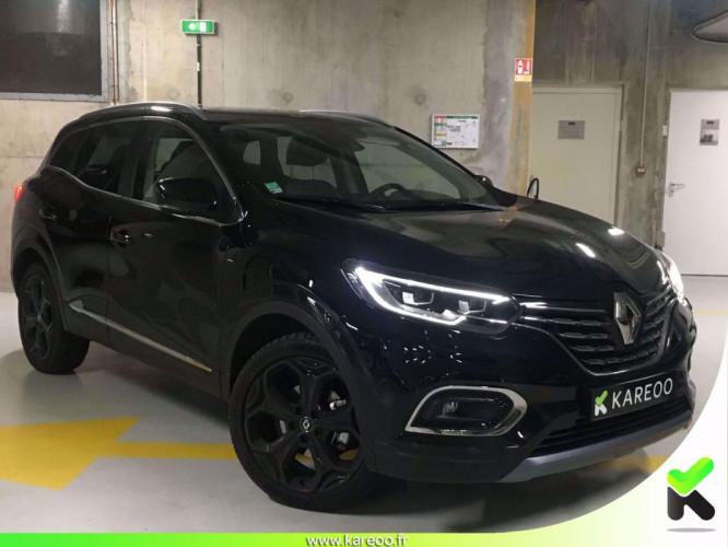 Renault Kadjar 1.3 TCE 140 BLACK EDITION