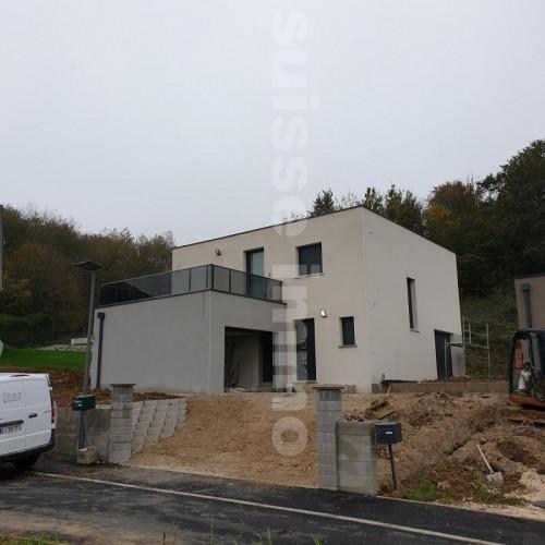 maison Neuve 143m2 à SELONCOURT