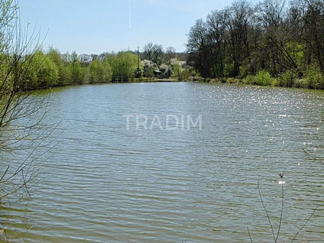 Etang a vendre 6500 m² Terrain 6.9 hectares