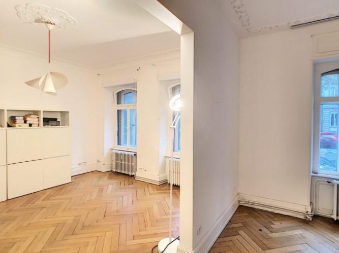 CONTADES, Appartement 4 Pièces de 79.33 m²