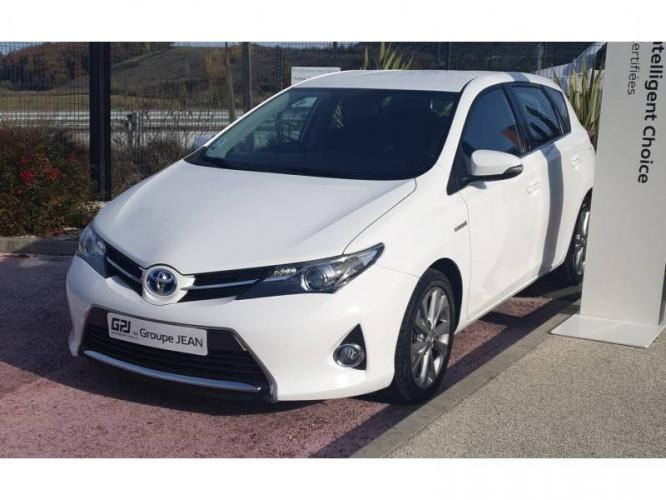 Toyota Auris Hybride 136h Dynamic