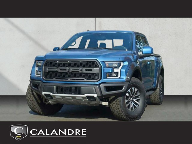 Ford F 150 RAPTOR 3.5 V6 SUPERCAB