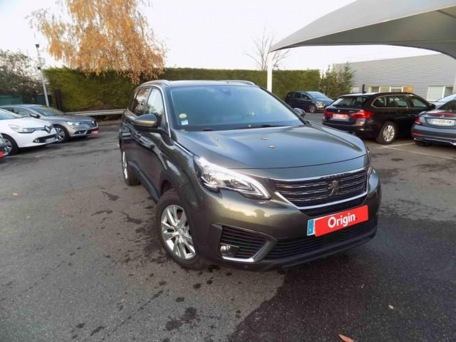 Peugeot 5008 1.6 BlueHDi 120ch Active Business S&S EAT6 7pl