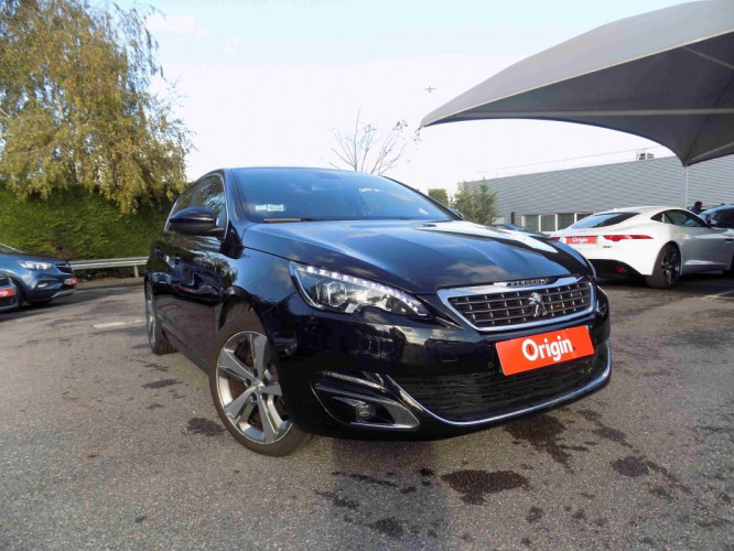 Peugeot 308 2.0 BlueHDi 150ch GT Line S&S EAT6 5p