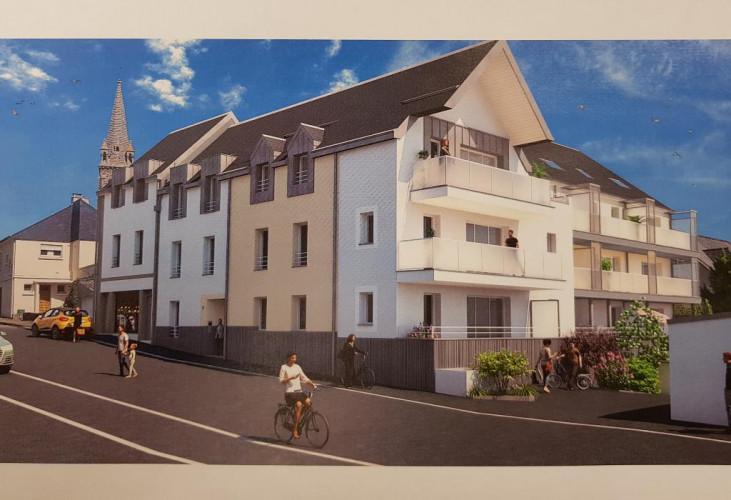 2ème - T3 - 72 m²  - 201