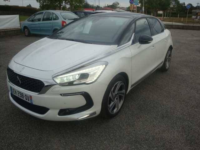 DS DS 5 BlueHDi 150 S&S BVM6 So Chic