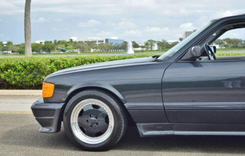 Mercedes 560 SEC 1989