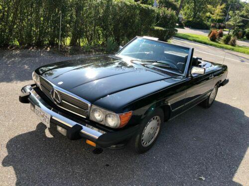 Mercedes SL 560 1989