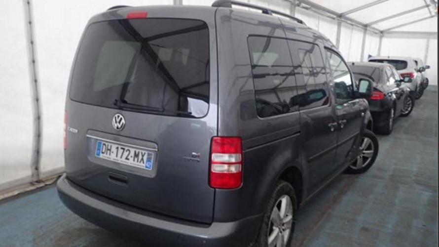 volkswagen caddy confortline tdi 102 gps. Black Bedroom Furniture Sets. Home Design Ideas