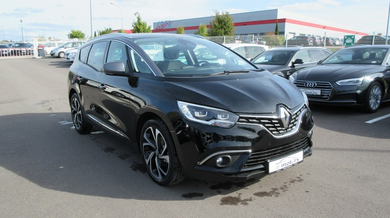 renault grand sc nic iv intens tce 160 edc 7places bose to. Black Bedroom Furniture Sets. Home Design Ideas
