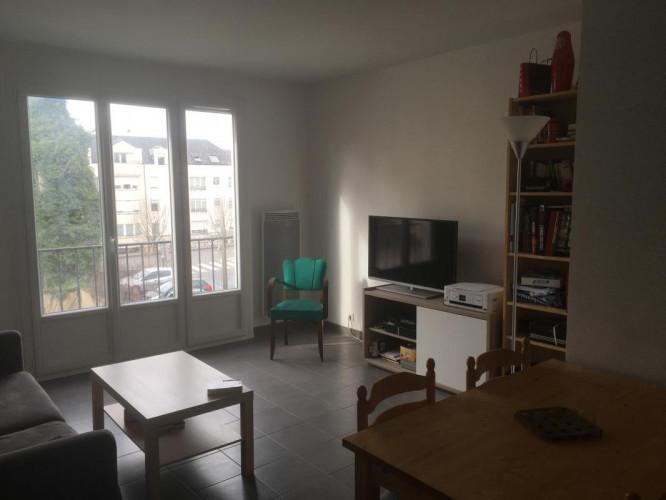 Appartement de 52m2 calme et lumineux