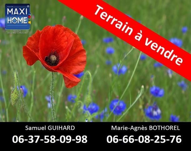 44410 SAINT-LYPHARD- Terrain A VENDRE viabilisé  d'env 508 m2
