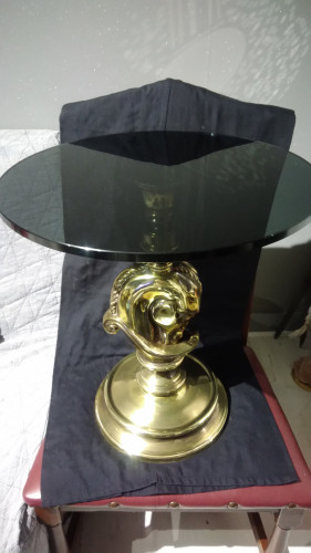 Table d'appoint cheval maison Charles