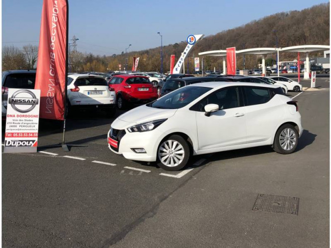Nissan Micra 2017 IG-T 90 Made in France