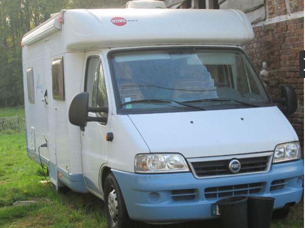 Camping-Car FIAT MARANO 580T