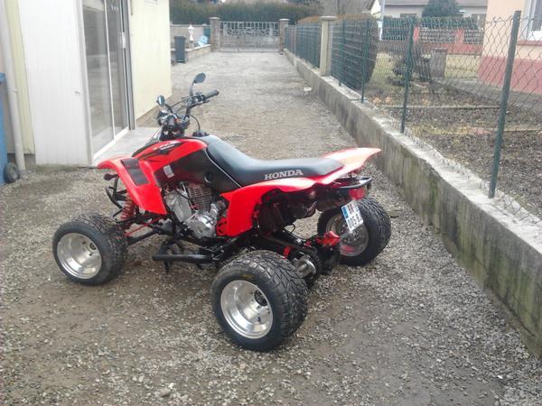 Quad Honda