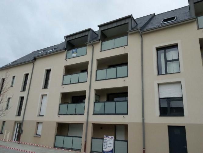 Appartement Saint-Jouan-des-Guerets 4 pièce(s) 82 m2