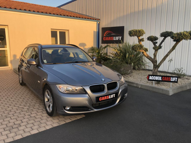 BMW Série 3 2.0 DPF EfficientDynamics 163 CV CONFORT