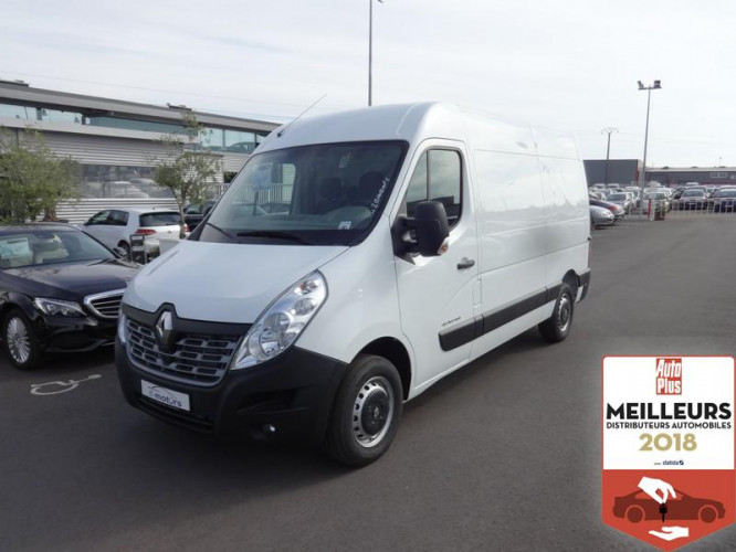 Renault Master FOURGON Grand Confort L2H2 3.5t dCi 130