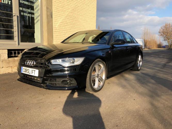 Audi A6 Berline Quattro 3.0 TDI V6 Tiptronic 204 cv S-LINE