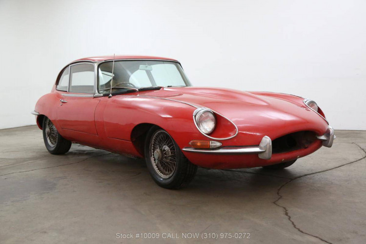 Jaguar E-Type 1967