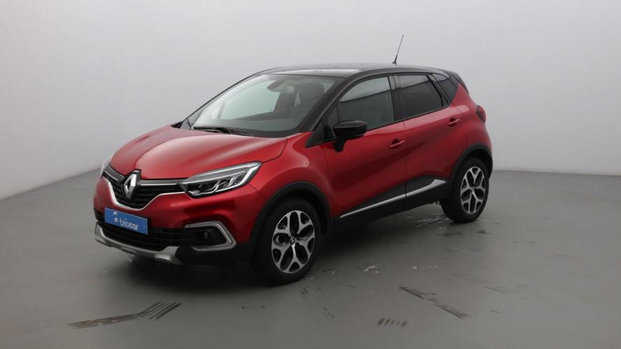Renault Captur 1.2 TCe 120ch energy Intens EDC