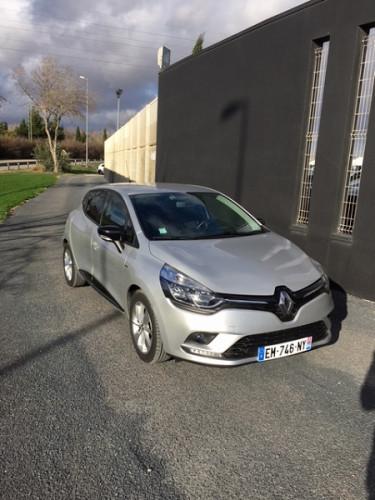 Renault Clio IV 1.5 DCI 90CH ENERGY ZEN EURO6 82G 2015
