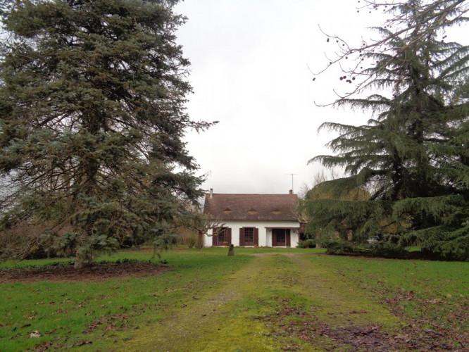 Périgourdine T4 sur 7050m² 33220 St-Avit-St-Nazaire