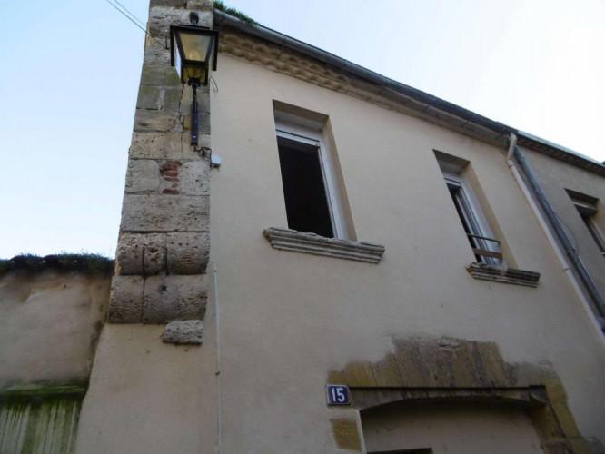 Maison de ville 24100 Bergerac T3