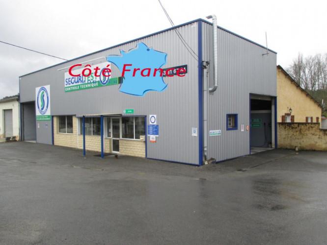 DORDOGNE SARLAT LA CANEDA Immeuble commercial et de rapport loué