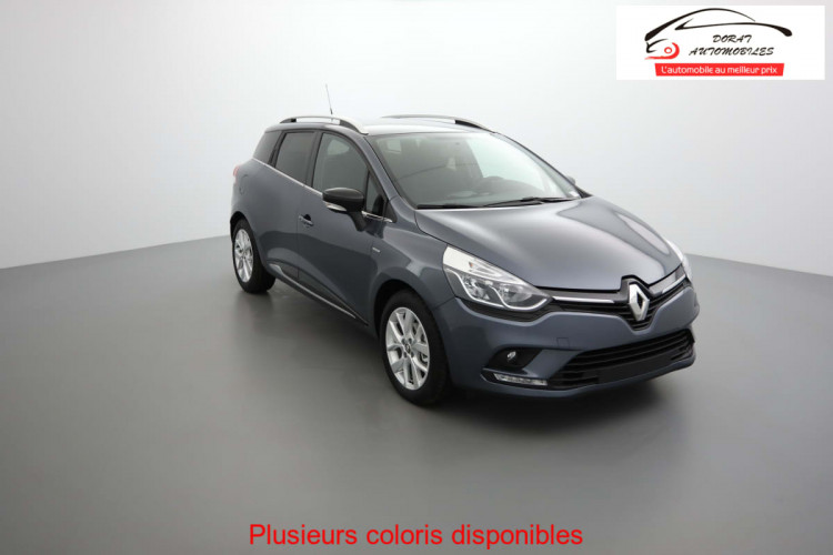 Renault Clio IV Estate DCI 90 ENERGY LIMITED