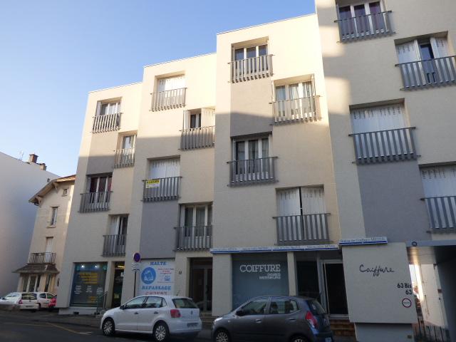Appartement Clermont-fd 1 piece(s) 35 m2