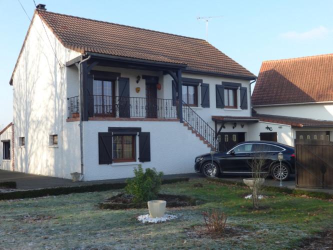 Maison de 5 pièces principales