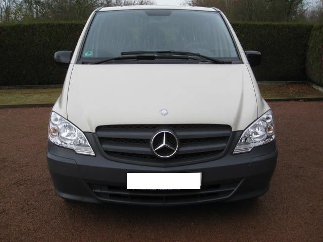 mercedes minibus combi vito 113 cdi 9 places. Black Bedroom Furniture Sets. Home Design Ideas
