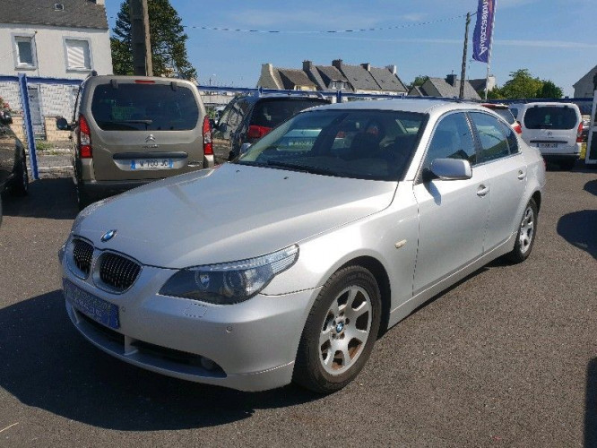BMW SERIE 5 525 D 177CH CONFORT
