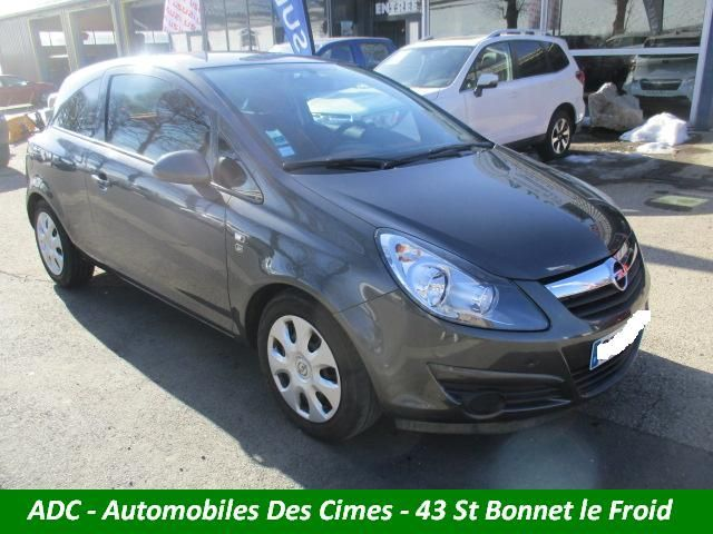 Opel Corsa IV PHASE 2 1.3 CDTI SERIE 111 95cv 3P BVM FAP