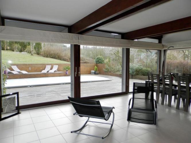lons le saunier 39 rare vendre maison d 39 architecte 220 m parc paysag de 3078 m. Black Bedroom Furniture Sets. Home Design Ideas