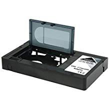cherche adaptateur cassettes VHS  et l'appareil qui permet de les mettre sur CD ou Clef