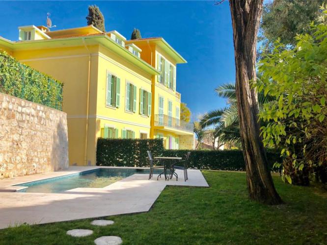 Villa Belle Epoque 350 m²  avec piscine à vendre