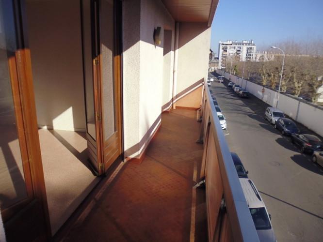 Appartement T3, garage, ascenseur, balcon TARBES