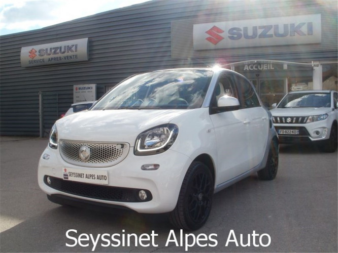 Smart ForFour II 0.9 90 CH S&S Proxy
