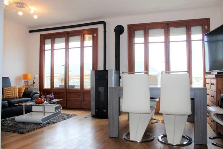 Appartement T3/T4 à Evian-les-Bains