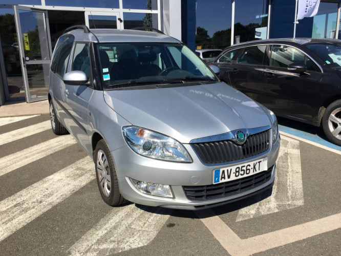 Skoda Roomster 1.6 TDI 105CH CR Ambition
