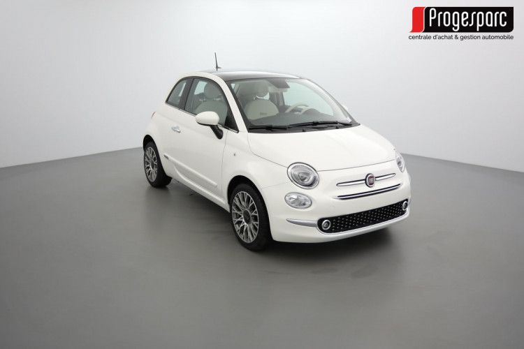 Fiat 500 SERIE 6 1.2 69 CH ECO PACK S LOUNGE