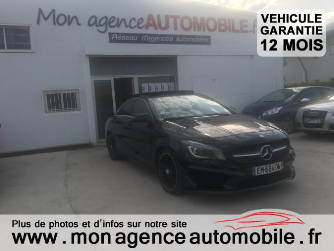 Mercedes CLA 2.0 FASCINATION PACK AMG¤